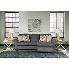 Makonnen Charcoal Sofa Loveseat rent to own sofas recliners tables u0026 lamps rent a center