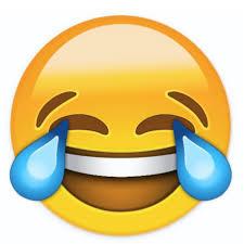 Crying Laughing Emoji