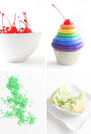 The Idea For These Came From A Nice Big Box Of Goodies That Wilton Sent Me Inside Was Book All About Cupcakes And Other Fun Things Like Colorful Batter