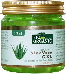 Indus Valley BIO Organic 100 Pure Aloe Vera Gel