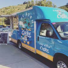 The Rush Coffee - San Diego Food Trucks - Roaming Hunger