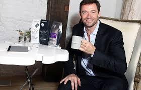 Hugh Jackman And Laughing Man Coffee
