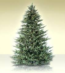 Black Artificial Christmas Tree Platinum For Sale