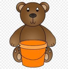 Brown Bear Goldilocks And The Three Bears Clip Art