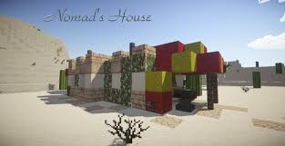 100 Nomad House S Minecraft Project