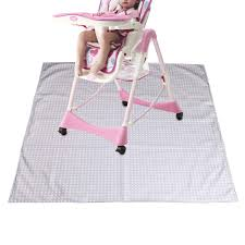 Baby High Chair Floor Mat Protector Cover Washable Splat Mats-in ... Carpet Clear Plastic Floor Mat For Hard Fniture Remarkable Design Of Staples Chair Nice Home 55 Baby High Etsy Warehousemoldcom Amazoncom Bon Appesheet Absorbent Mats For Under High Chair January 2018 Babies Forums Cosatto Folding Floor Mat In Shirley West Midlands Carpeted Floors Office Depot Under Pvc Jo Maman Bebe Beautiful Designs Gallery Newsciencepolicy Buy Jeep Play Waterproof Review Messy Me Cushions Great North Mum Bumkins Splat Canadas Store