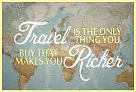 Travel The World Picture Quote