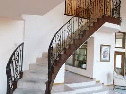 Interior ~ New Contemporary Stair Railing On Interior With Modern ... Best 25 Modern Stair Railing Ideas On Pinterest Stair Contemporary Stairs Tigerwood Treads Plain Wrought Iron Work Shop Denver Stairs Railing Railings Interior Banister 18 Best Jurnyi Lpcs Images Banisters Decorations Indoor Kits Systems For Your Marvellous Staircase Wall Design Decor Tips Rails On 22 Innovative Ideas Home And Gardening