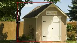 8x12 Storage Shed Ideas by Everton 8 U0027x12 U0027 Wood Shed Video U0026raquo Yardline Video Gallery