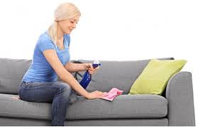 comment nettoyer de l urine sur un canapé en tissu de