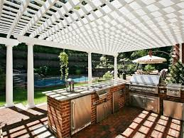 Great Ideas For Outdoor Kitchens | Freestyle Pools & Spas Inc Outdoor Kitchen Design Exterior Concepts Tampa Fl Cheap Ideas Hgtv Kitchen Ideas Youtube Designs Appliances Contemporary Decorated With 15 Best And Pictures Of Beautiful Th Interior 25 That Explore Your Creativity 245 Pergola Design Wonderful Modular Bbq Gazebo Top Their Costs 24h Site Plans Tips Expert Advice 95 Cool Digs