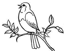 Birds Clipart Black And White Levite Priest Clipart
