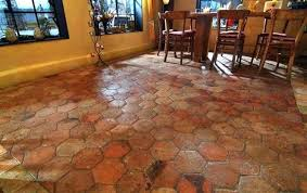 reclaimed hexagonal terracotta jpg cleaning terracotta floor tiles