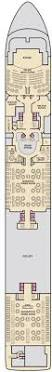 Carnival Fantasy Riviera Deck Plan by Carnival Fascination Cruises Great Deals On Cruises With Cruiseabout