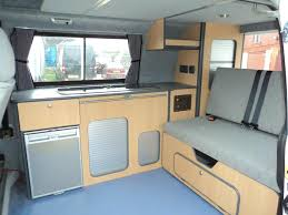 Campervan Conversion Examples