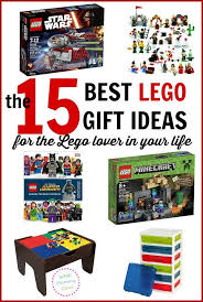 15 Best Lego Gift Ideas For The Lover In Your Life