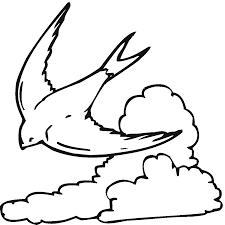 Nube 159 Naturaleza Páginas Para Colorear