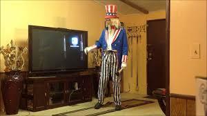 Halloween Express Purge Mask by Uncle Sam 1996 Custom Made Mask U0026 Costume Youtube