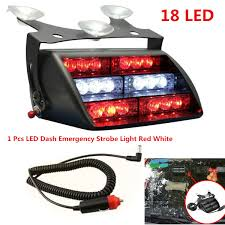 18led Firefighter Vehicle Car Truck Emergency Dash Warning Strobe ... 36w Amber Truck 12led Flash Emergency Hazard Warning Strobe Light Red Blue 16 Led Lights High Intensity Car Trailer Side Marker Strobe Lights 612 Flashing White Recovery Beacon 18led Firefighter Vehicle Dash Can Civilians Use In Private Vehicles Xyivyg 54 Bars Deck China Power Super Bright Tractor 3 Inch 45w Light V16 For American Simulator Ultra Slim Waterproof 18w 6led Surface Mount Minibrights Watt Amber Markerstrobe Peterbilt Tow