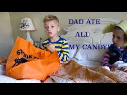 Jimmy Fallon I Ate Your Halloween Candy by Hey Jimmy Kimmel I Told My Kids I Ate All Their Halloween Candy