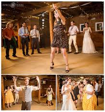 Wedding Reception Dancefloor Inside The Barn Denver Botanic Gardens At Chatfield
