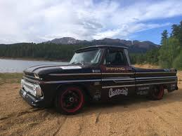 Gas Monkey Garage '65 Chevy C10 Pikes Peak Pace Truck On Forgeline ... 1965 Chevy C10 Buildup Custom Truck Truckin Magazine Pickup Wiring Harness Auto Electrical Diagram Lakoadsters Build Thread 65 Swb Step Classic Parts Talk 1966 Suburban Carry All Chevrolet 1964 64 66 Hot Rod By Colts4us On Deviantart Toby Harriman Visuals Stepside Revell Under Glass Pickups Vans Beautiful 57 Delmos Does It Again With A Slammed At Sema 2015 1959 Diagrams 31 Awesome 44 Rochestertaxius Restomod Myrodcom