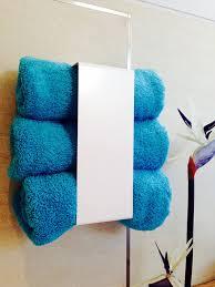 weller handtuchregal handtuchhalter regal bad metall weiß ohne bohren selbstklebend