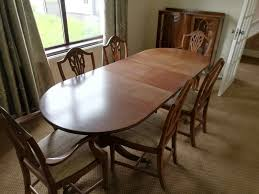 Beautiful Antique Dining Table And Chairs | In Marshfield, Cardiff ...