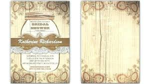 Wedding Shower Invitations Online Pretty Rustic To Make Adorable Invitation Design