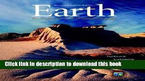Download Earth An Introduction To Physical Geology Second Canadian Edition 2nd E Book