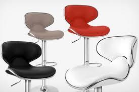 chaise bar pas cher tabouret de bar à mémoire de forme pas cher à 54 99 au lieu de 119