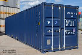100 40 Shipping Containers For Sale Ft Cleveland