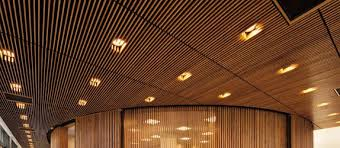 woodworks grille by armstrong ceilings more surface area for