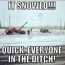 100 Funny Truck Driver Jokes It Snowed Quick Everyone In The Ditch Christmas LOL