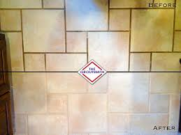 tile re grouting in tulsa groutsmith tulsa