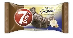 Chipita 7DAYS Croissant Choco Vanilla