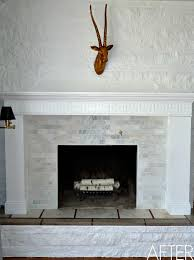 diy fireplace makeover before after reveal hometalk