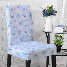 US $7.98 |AGTYLN Stretch Polyester Dining Room Wedding Banquet Multi Style  Floral Print Pattern Chair Cover Decor Washable Slipcover-in Chair Cover ... Chair Upholstered Floral Design Ding Room Pattern White Green Blue Amazoncom Knit Spandex Stretch 30 Best Decorating Ideas Pictures Of Fall Table Decor In Shades For A Traditional Dihou Prting Covers Elastic Cover For Wedding Office Banquet Housse De Chaise Peacewish European Style Kitchen Cushions 8pcs Print Set Four Seasons Universal Washable Dustproof Seat Protector Slipcover Home Party Hotel 40 Designer Rooms Hlw Arbonni Fabric Modern Parson Chairs Wooden Ding Table And Chairs Room With Blue Floral 15 Awesome To Enjoy Your Meal