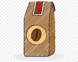 Coffee Bag Paper Bean Clip Art