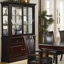 bowery hill formal dining room china cabinet in