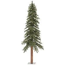 Vickerman 6 Unlit Natural Alpine Christmas Tree