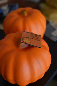 Artificial Carvable Pumpkins by Diy Dollar Store Pumpkins Place Of My Taste