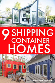 100 Buy Shipping Container Home 9 Shipping Container Homes You Can Buy Right Now Back To