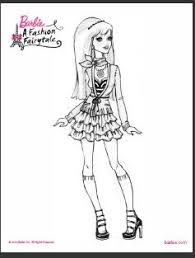 Barbie Coloring Sheets On Fashion Fairytale This Is Your Index Html Page