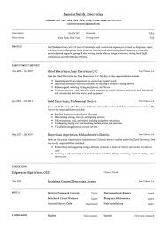 12 Electrician Resume Samples