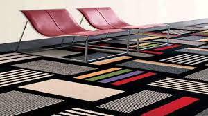 Floor Carpet Tiles Are Modern Interior Decorating And Design Trends