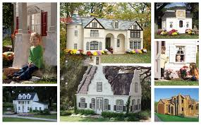 Images Mansions Houses by Children S Playhouses Outdoor Luxury Wooden Playhouses Lilliput