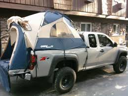 Colorado With Truck Tent! PICS - Chevrolet Colorado & GMC Canyon Forum