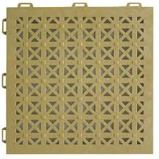 greatmats staylock perforated 12 in x 12 in x 0 56 in pvc