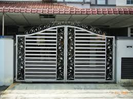 Simple Modern Gate Designs For Homes Gallery And House Gates ... Simple Modern Gate Designs For Homes Gallery And House Gates Ideas Main Teak Wood Panel Entrance Position Hot In Kerala Addition To Iron Including High Quality Wrought Designshouse Exterior Railing With Black Idea 100 Design Home Metal Fence Grill Sliding Free Door Front Elevation Decorating Entry Affordable Large Size Of Living Fence Diy Wooden Stunning Emejing Images Interior
